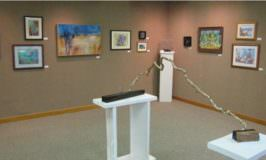 Bay Area Artists' Association Exhibit at SWOCC
