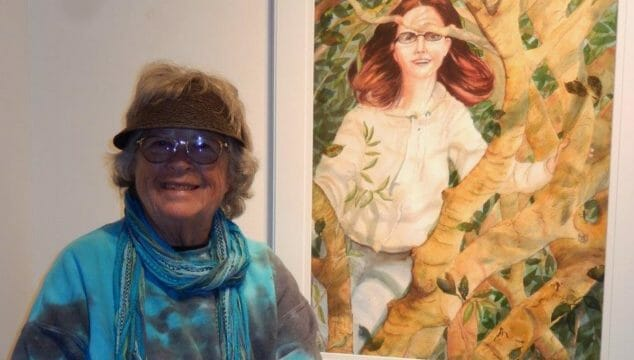 Curry Arts Members in Expressions West Show