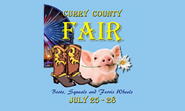 Call to Artists: Curry County Fair July 25th – July 28th