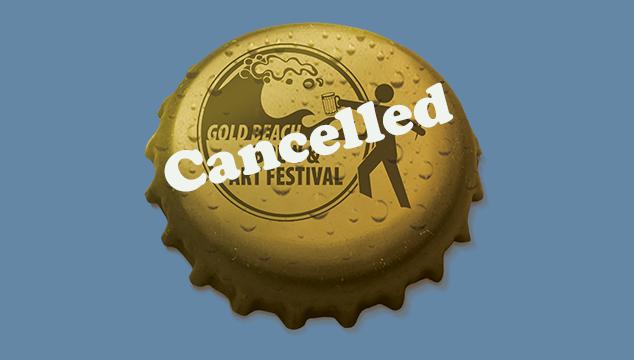 Gold Beach Brew & Art Festival CANCELLED